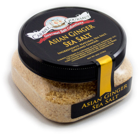 Asian Ginger Sea Salt