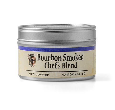 Bourbon Smoked Seasonings
