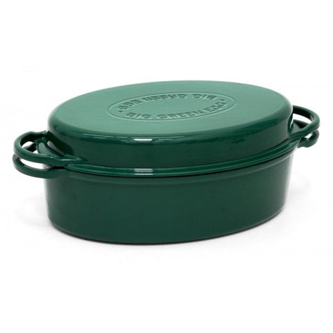 Big Green Egg Enameled Cast Iron Dutch Oven