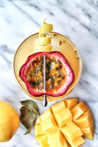 Orange, Mango, Passionfruit Balsamic Vinegar
