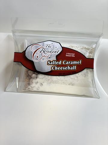 Salted Caramel Cheeseball