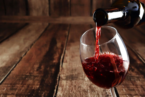 Italian Lambrusco Red Wine Vinegar