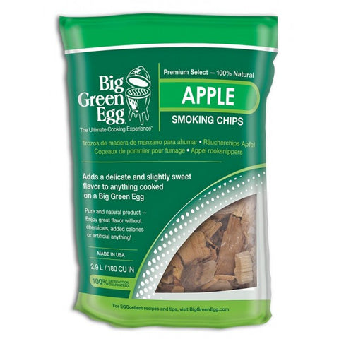 Big Green Egg Premium Wood Chips