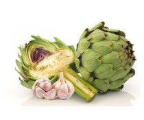 Artichoke and Garlic infused Olive Oil