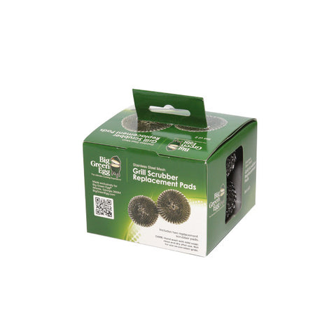 Replacement Mesh Scrubbers for Big Green Egg