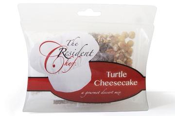 Turtle Cheesecake Cheeseball
