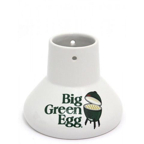 Sittin' Chicken Ceramic Roaster for Big Green Egg