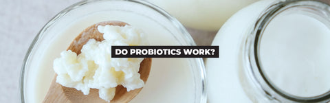 Do Probiotics Work? The Research Behind Gut-Friendly Bacteria