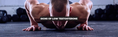 10 Signs of Low Testosterone | Hypogonadism