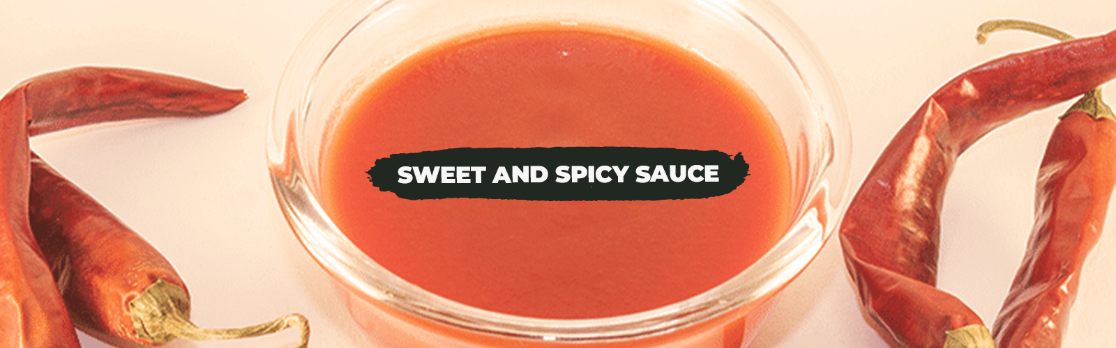Sweet and Spicy Sauce