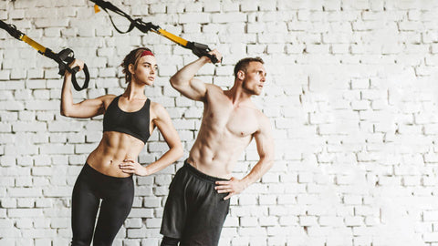 TRX Workout Plan | Home Workout