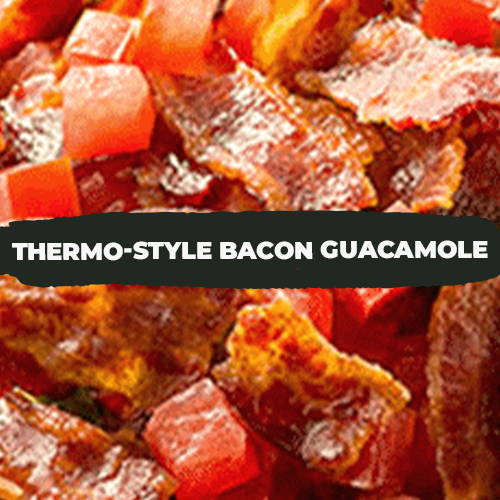 Thermo-Style Bacon Guacamole