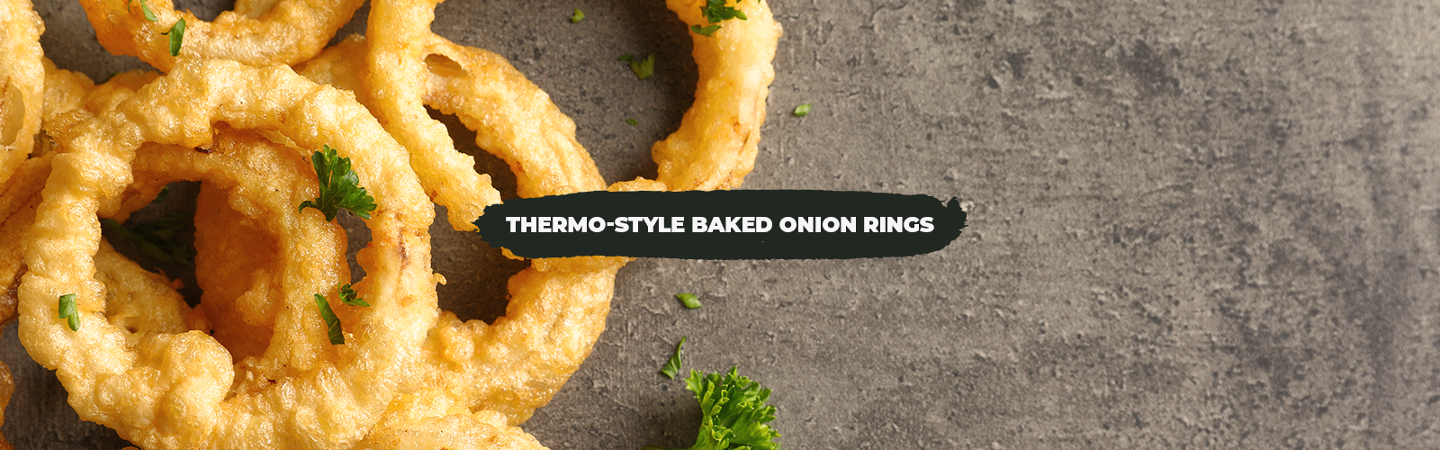 Thermo-Style Baked Onion Rings