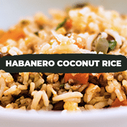 Thermo-Style Habanero Coconut Rice