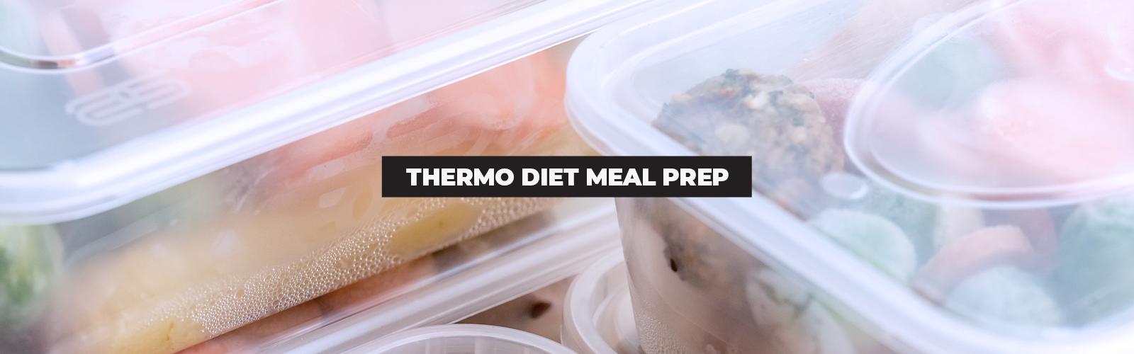 How to Meal Prep on the Thermo Diet | The Complete Guide