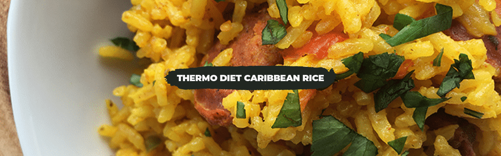 Thermo Diet Caribbean Rice