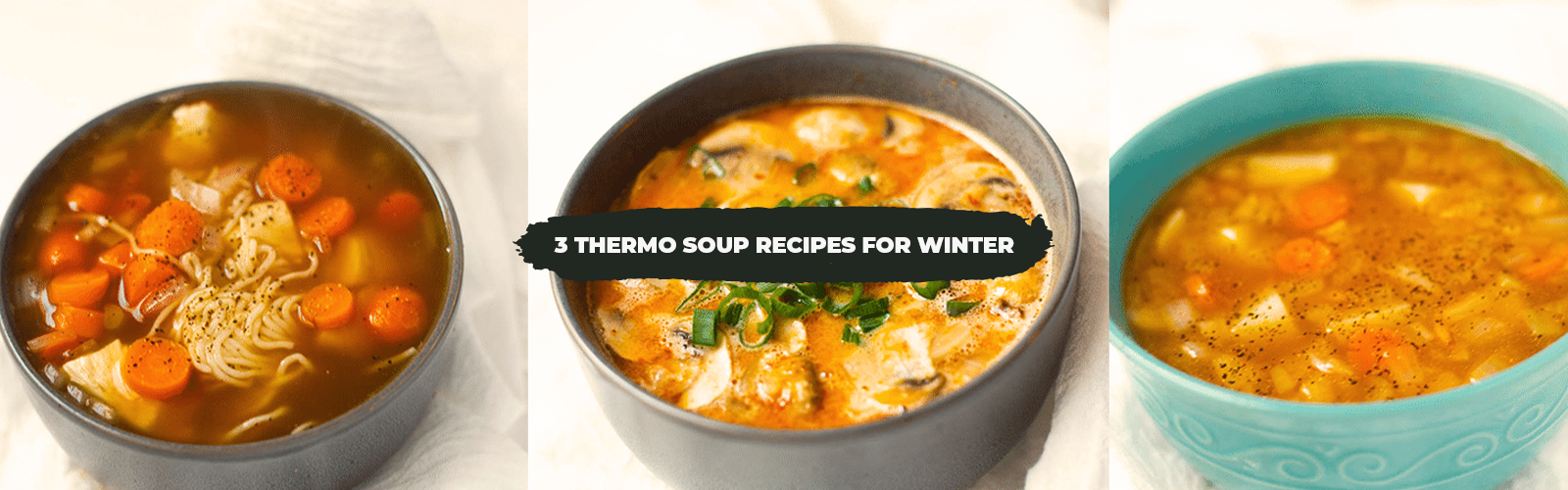 These 3 Thermo Diet Soup Recipes Will Keep You Warm All Winter Long