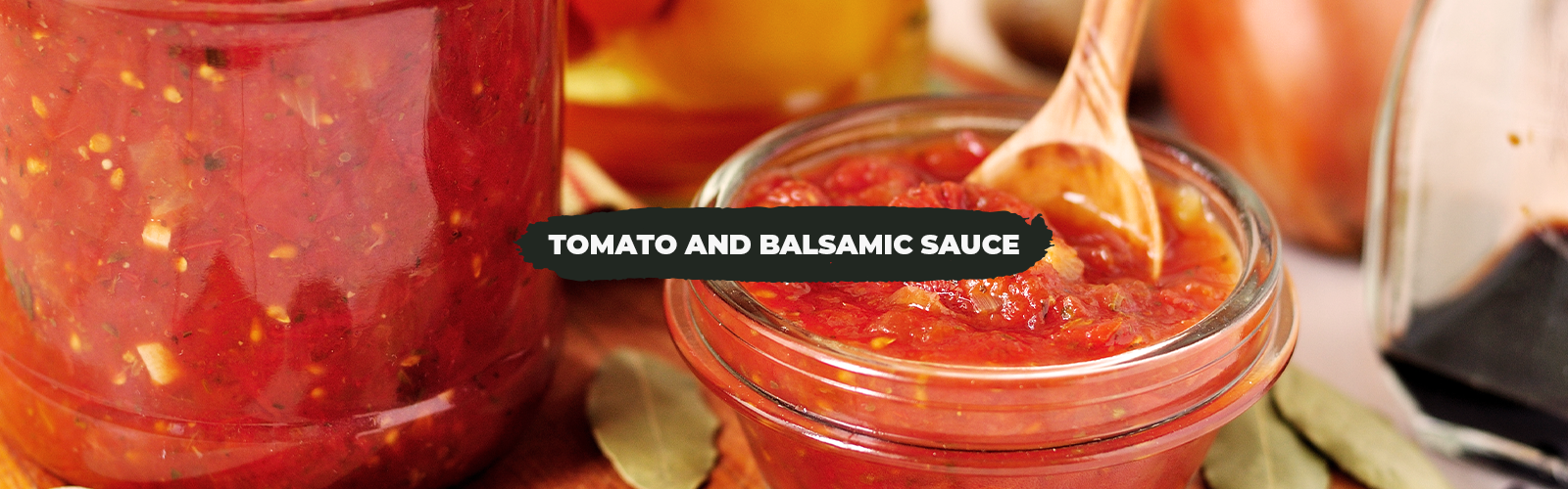 Thermo Diet Tomato and Balsamic Sauce
