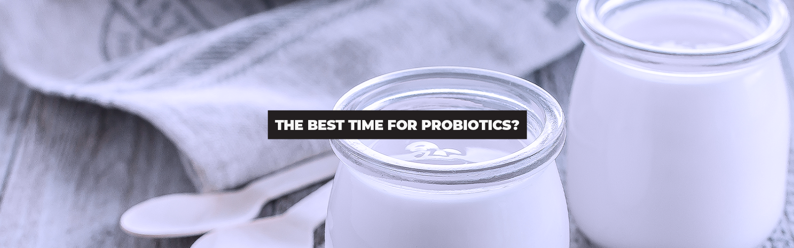 When Is the Best Time to Take Probiotics? The Effects of Timing on Bioavailability