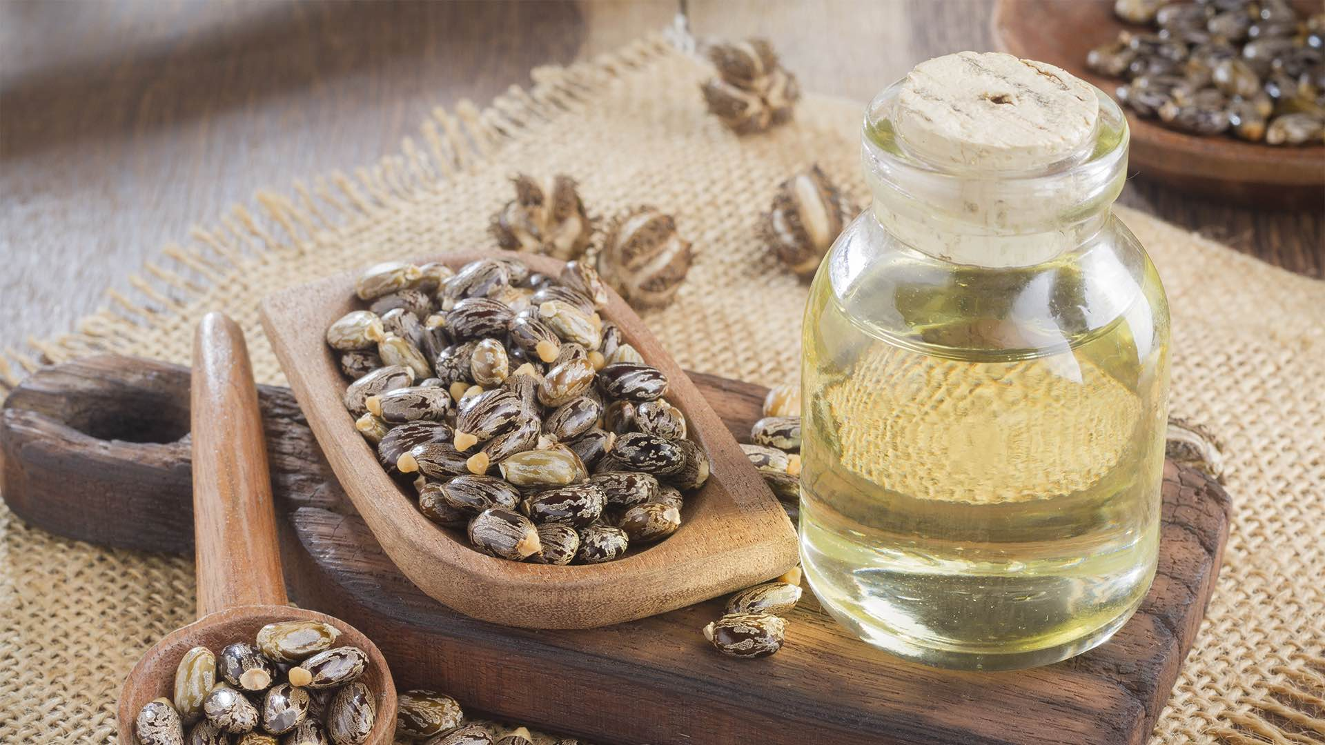 what you need for a castor oil pack