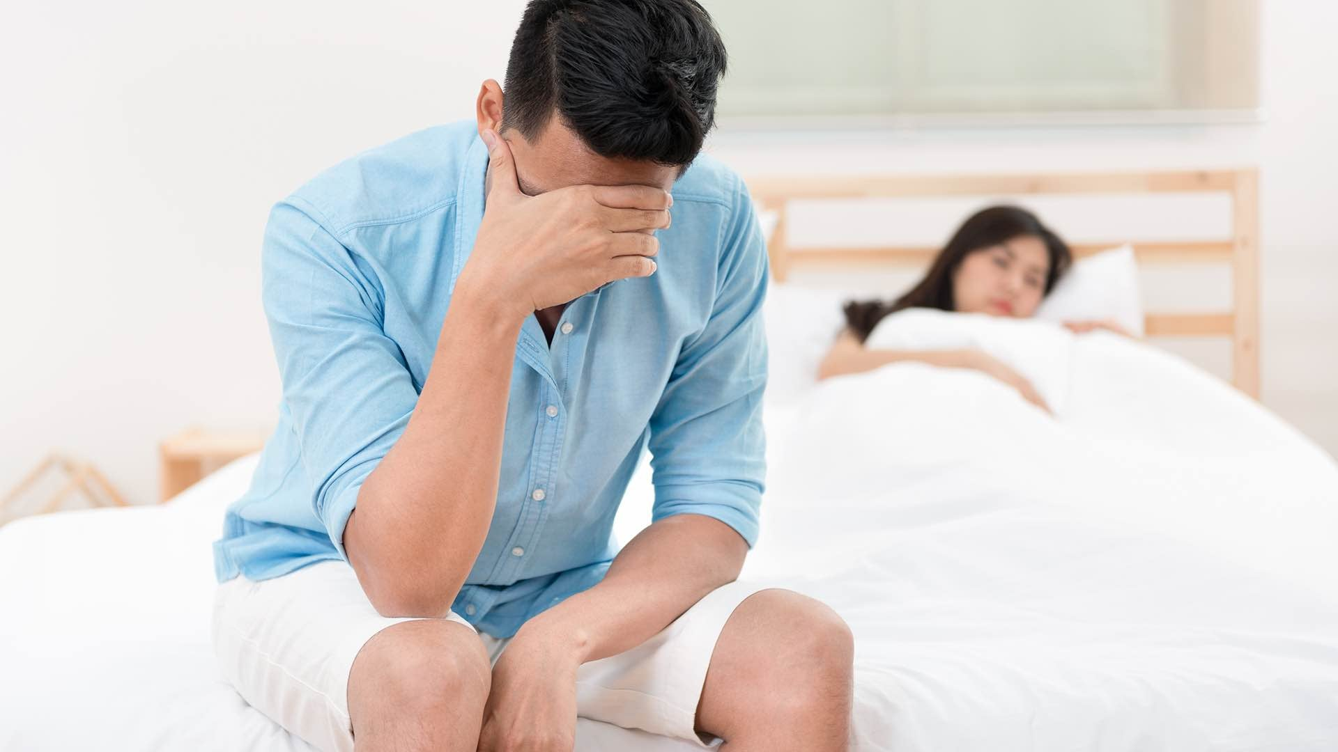 low libido and cortisol