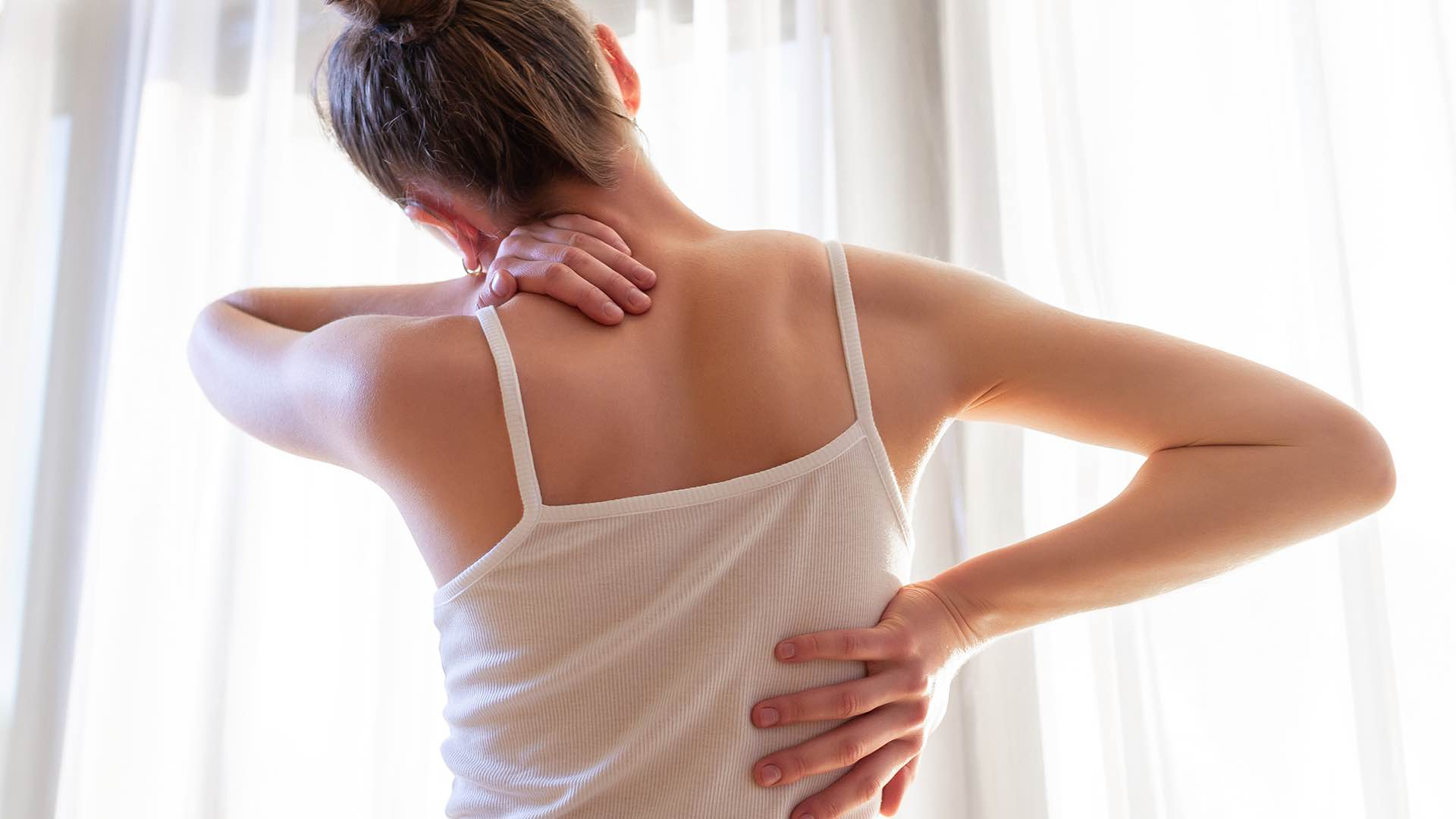 muscular tension and cortisol