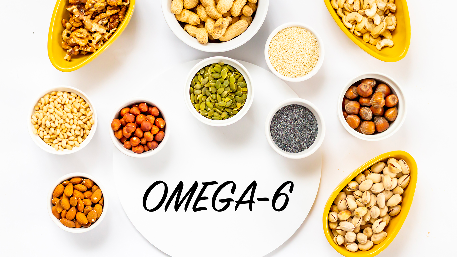 Nuts Omega-6s