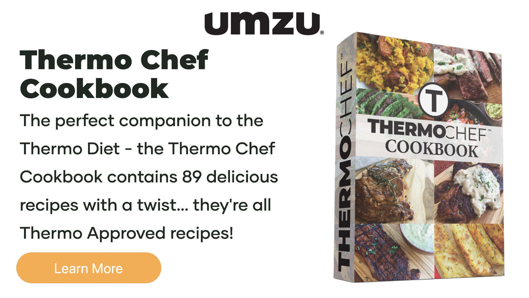 the thermo chef cookbook