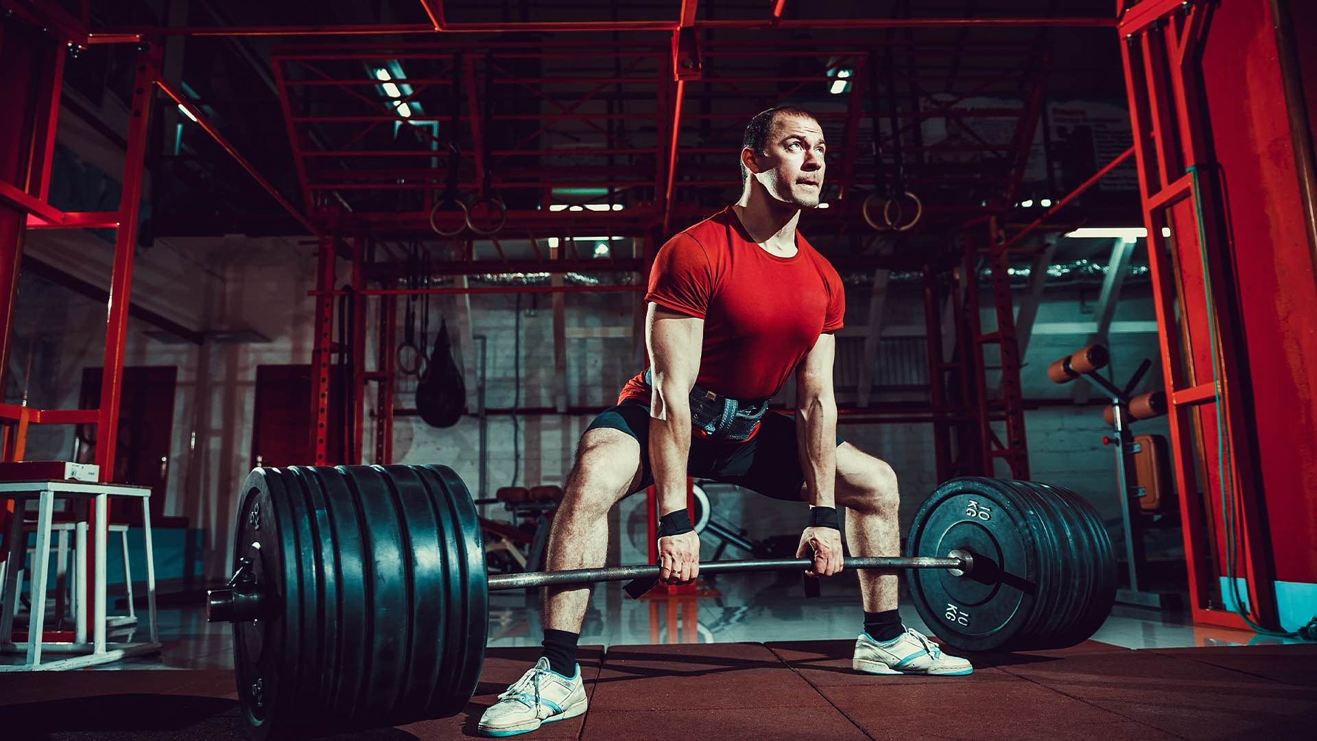 types of deadlifts