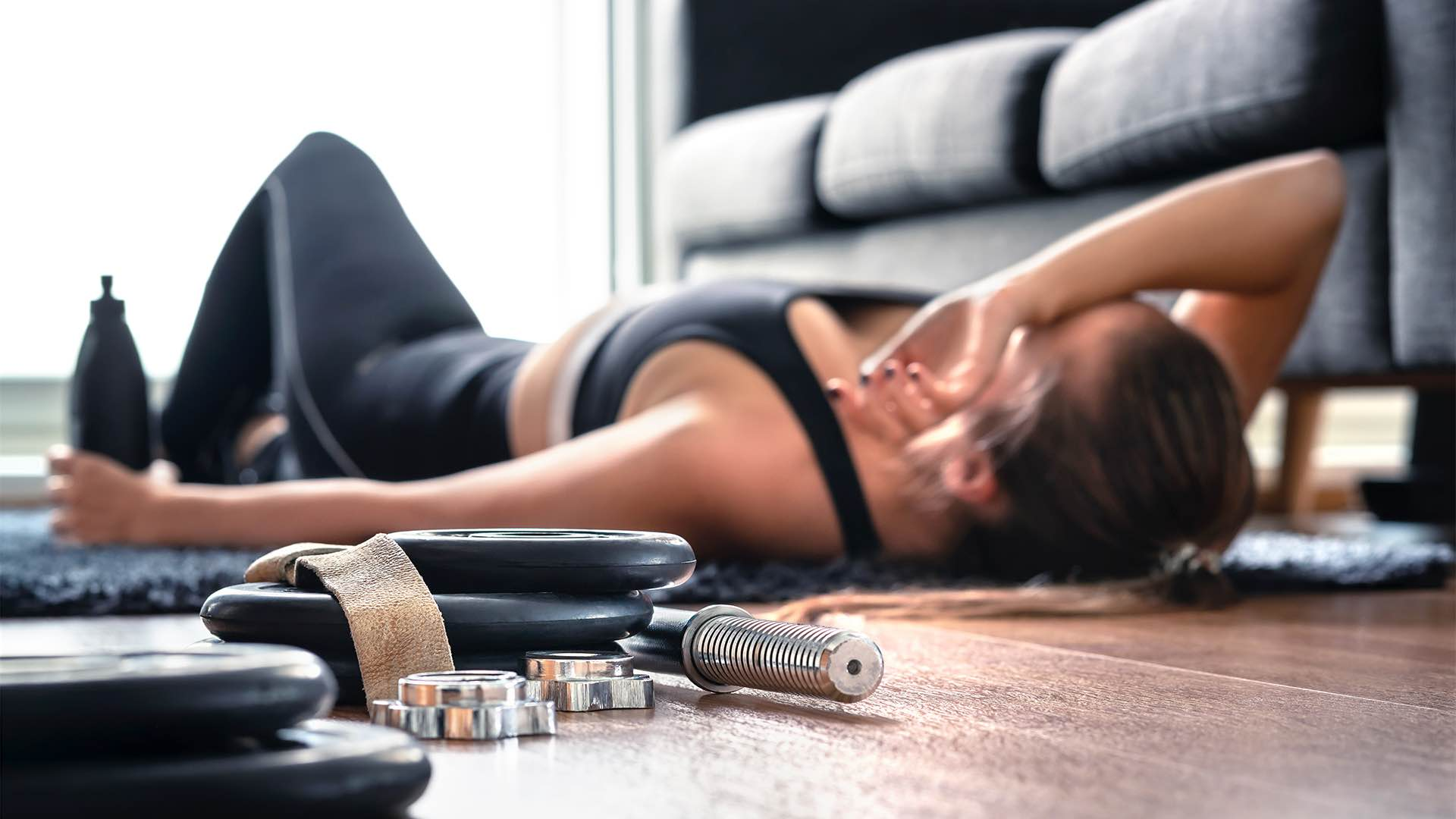 why not to take pre-workout
