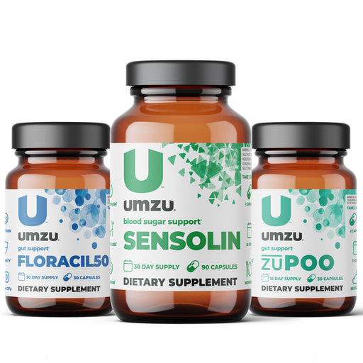 Damage Control Bundle: Sensolin, Floracil50 & zuPOO