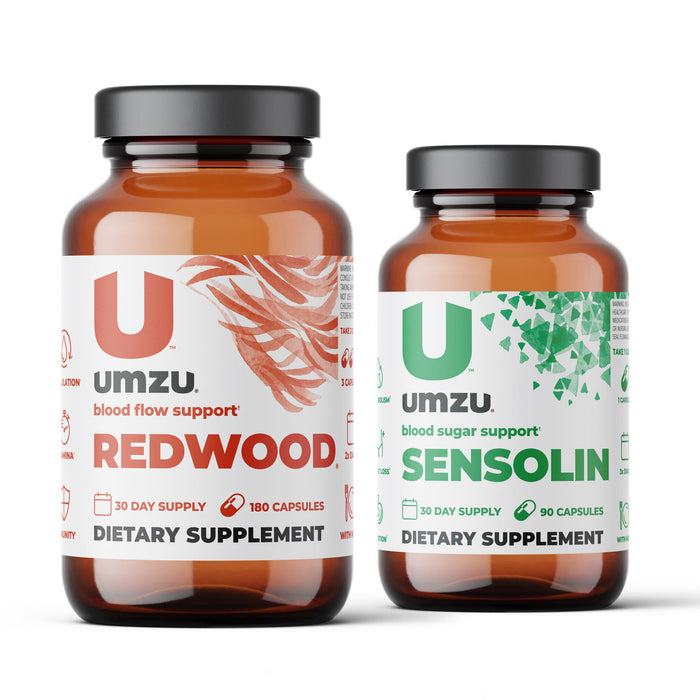 Immunity Essentials Stack: Redwood & Sensolin