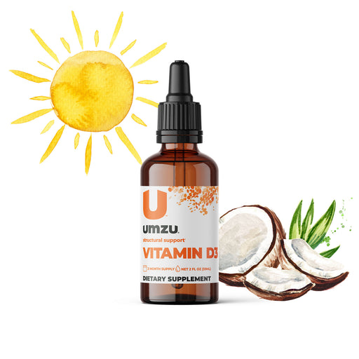 Liquid Vitamin D3: Immunity, Mood, & Hormone Support
