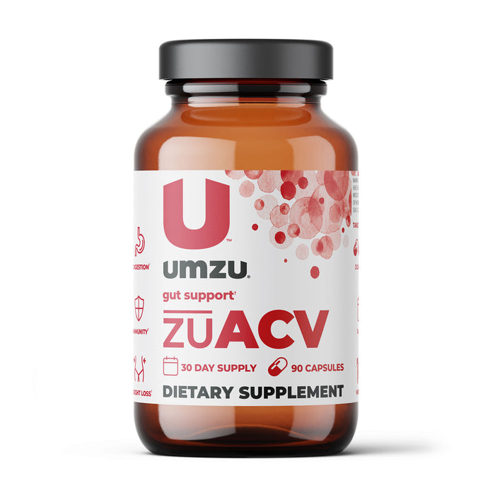 zuACV + Prebiotics: Digestion, Immunity & Weight Loss