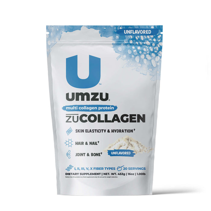 zuCollagen Protein: Multi-Type Collagen