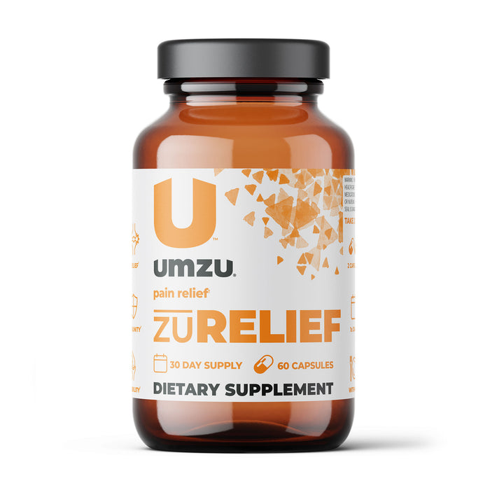 zuRelief: Reduce Pain & Support Joints