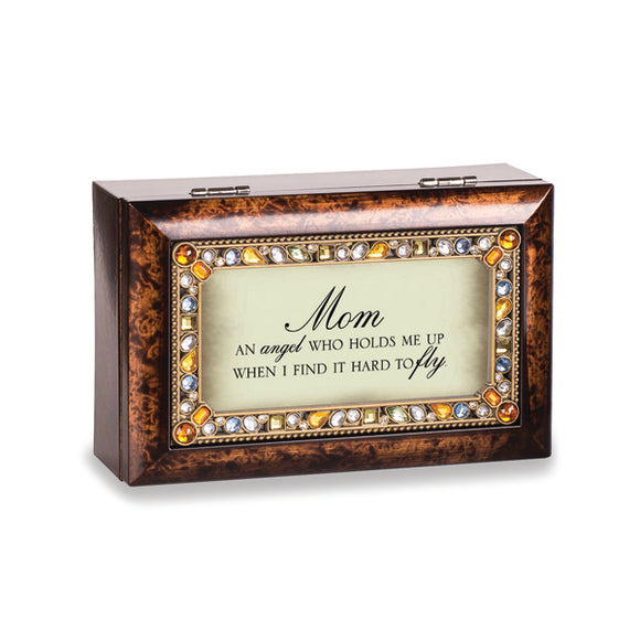 Mom Amber Petite Music Box from Miles Beamon Jewelry - Miles Beamon Jewelry