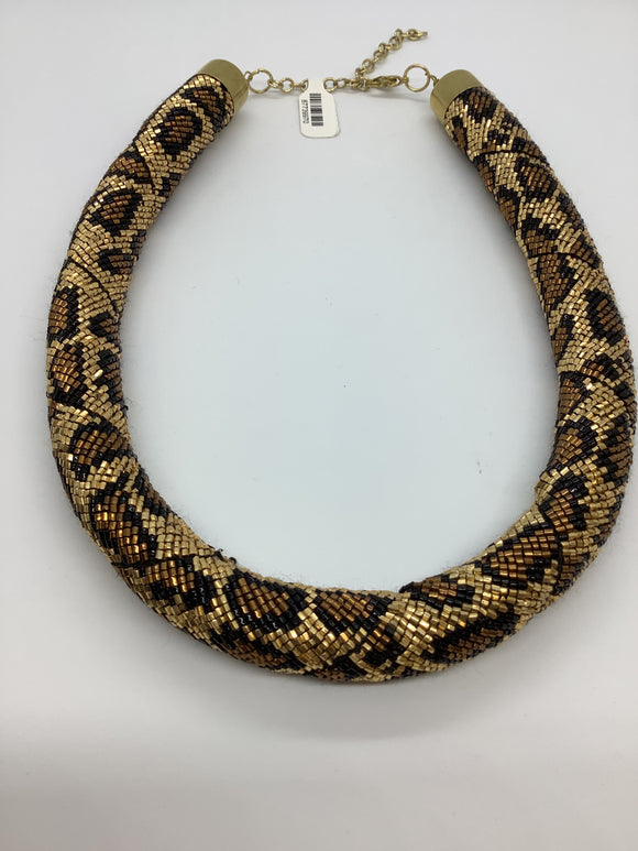 FASHION CHIC SNAKE PATTERN NECKLACE