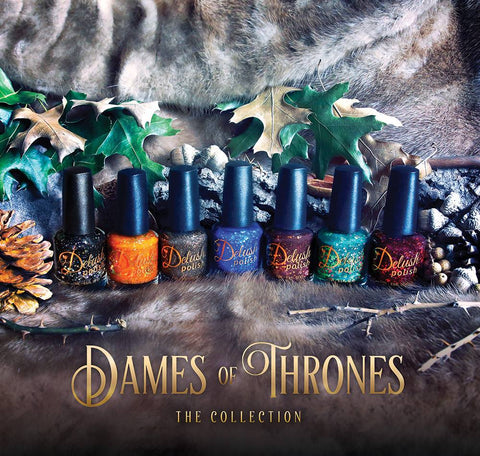 Dames of Thrones Set of 7