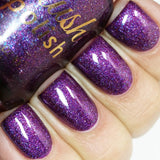Berry Misbehaved - Delush Polish - 17