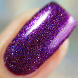 Berry Misbehaved - Delush Polish - 7
