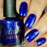 Trekkie With The Good Hair - Delush Polish - 1