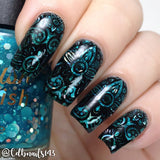 Abstract Attraction - DP06 Stamping Plate