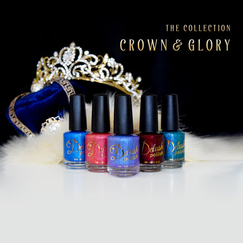 Crown & Glory Set of 5