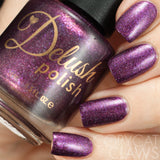 Berry Misbehaved - Delush Polish - 15