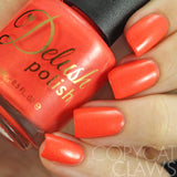 Love it When You Call Me Big Papaya - Delush Polish - 11