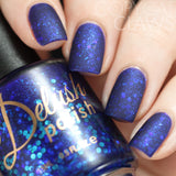Trekkie With The Good Hair - Delush Polish - 12