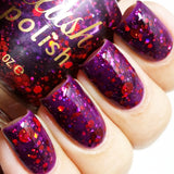 Queen of No Mercy - Delush Polish - 14