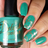 Splash Me If You Can - Delush Polish - 12