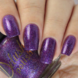 Berry Misbehaved - Delush Polish - 18